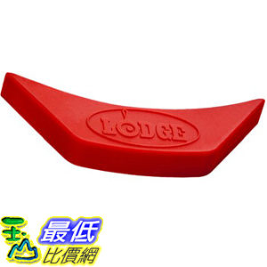 [104美國直購] Lodge ASAHH41 Silicone Assist Handle Holder 鑄鐵鍋 矽膠防熱柄套 荷蘭鍋 烤盤 適用 (一支) _CB1