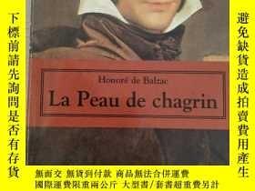 二手書博民逛書店La罕見Peau de chagrinY11617 Honoré de Balzac FOLIO 出版198