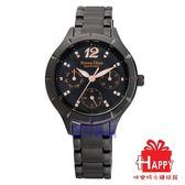 羅梵迪諾 Roven Dino ★ RD690B-396RG 黑色 ★ 女錶