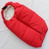 嬰兒抱被睡袋兩用寶寶新生兒棉 包被秋冬加厚款外出推車防寒抱毯月光節