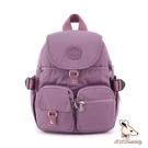 B.S.D.S冰山袋鼠 - 時光旅人 - 知性加大款附插袋後背包 - 深芋紫【B0015-U】