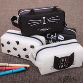 『618好康又一發』創意簡約鉛筆盒大容量筆袋文具盒