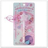 小花花日本精品♥Hello Kitty 美樂蒂 魔法顯影筆 隱形筆 黑光筆 粉色站姿星星62011709