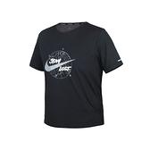 NIKE 男短袖T恤(慢跑 路跑 運動 上衣 Dri-FIT 免運 ≡排汗專家≡