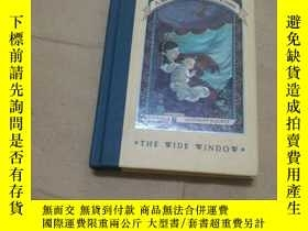 二手書博民逛書店The罕見Wide WindowY10206 Lemony Sn