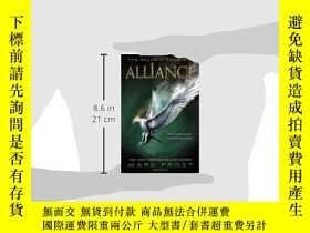 二手書博民逛書店Alliance:罕見The Paladin Prophecy