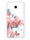 ♥ 俏魔女美人館 ♥ {粉彩蝴蝶} Samsung Galaxy J6-防摔空壓軟殼 手機殼 手機套 保護殼 保護套
