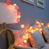 110v小彩燈閃燈串燈圣誕節