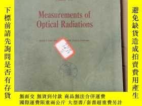 二手書博民逛書店measurements罕見of optical radiations(P2841)Y173412