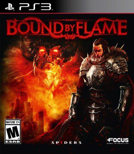 PS3 火焰限界(火焰邊境)(美版代購)