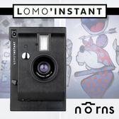 Norns 【Lomo'Instant 拍立得相機 黑色單機】lomography 無限重曝 B快門 四色濾鏡 免運