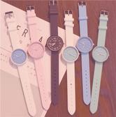 手錶 森系手錶女學生韓版簡約潮流復古ulzzang糖果色果凍可愛軟妹原宿 米娜小鋪