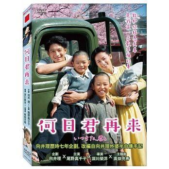 何日君再來 DVD When Will You Return 免運 (購潮8)