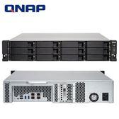 QNAP 威聯通 TS-1263U-4G 12Bay NAS 網路儲存伺服器