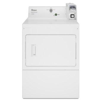 含標準安裝 Whirlpool 惠而浦 CEM2765FQ 12kg 商用投幣式 電能型乾衣機