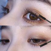 卡姿蘭大眼睛睫毛膏女防水拉長魔力纖長卷翹網紅睫毛膏小刷頭打底