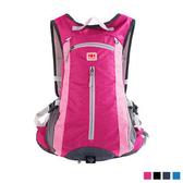 【PUSH!旅遊戶外用品】折疊便攜式登山背包旅行包旅行萬用包U42-1玫紅