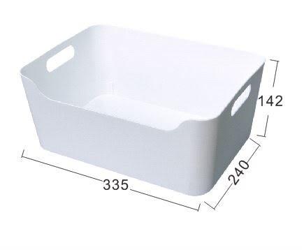 【Keyway】KY-626中比利整理收納盒(335*240*142mm)