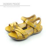 Clarks Un Vasha 涼鞋 黃 女鞋 no696