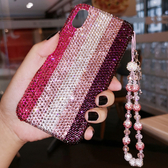HTC Desire 19+ U19e U12+ life Desire12s U11 EYEs UUltra 粉條滿鑽 手機殼 水鑽殼 訂製