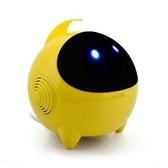 店長推薦 熱銷宇時代太空人迷你小音響低音炮便攜式可愛個性卡通USB家用辦