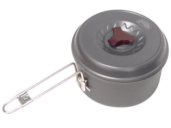 【速捷戶外露營】RHINO 犀牛K-32 超輕鋁合金單鍋 單人鍋 二人鍋 1~2人鍋 鋁合金鍋具炊具