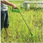 家樂美 充電式電動割草機打草機鋰電家用除草機小型多功能草坪機  ATF 魔法鞋櫃
