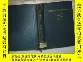 二手書博民逛書店In罕見Honour of Daniel Jones (03)Y