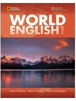 二手書博民逛書店《World English 1: Real People, R
