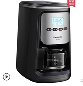 咖啡機 鬆下咖啡機全自動家用小型美式咖啡機現磨鮮煮咖啡壺研磨壹體機  MKS交換禮物