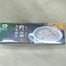 美好人生 野菜燕麥鹹粥 20包/盒 買一...