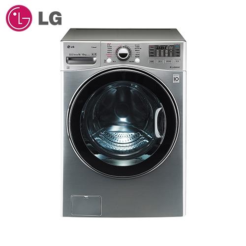 【LG 樂金】18公斤 WiFi滾筒蒸洗脫烘洗衣機 典雅銀(WD-S18VCD)