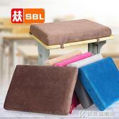 坐墊記憶棉服裝廠員工學生椅墊凳子教室椅子防滑屁墊 NMS快意購物網