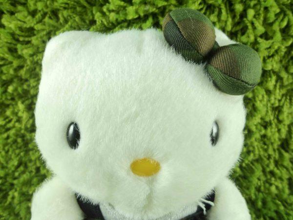 【震撼精品百貨】Hello Kitty 凱蒂貓~KITTY絨毛娃娃-迷彩