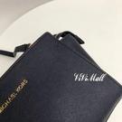 『Marc Jacobs旗艦店』Michael KorsMK防刮真皮笑臉包側背包斜跨包美國正品代購實拍