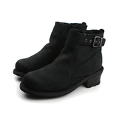 CAT PAMELA WP 靴子 黑色 女鞋 no129