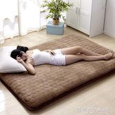 加厚床墊床褥1.5m床1.8m床1.2米單人學生宿舍海綿床墊褥子地鋪墊