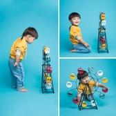 限定款攝影棚道具組新品免運兒童攝影棚道具組鐵藝摩天輪模型復古創意影樓拍照道具擺件jj