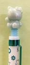 【震撼精品百貨】Hello Kitty 凱蒂貓~日本三麗鷗 KITTY 造型原子筆/中性筆-藍#20754