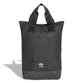 Adidas 3D BACKPACK 三宅一生 背包 後背包 手提 休閒 菱格 黑【運動世界】DV0202