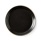 莫蘭迪系列8吋陶瓷平盤-黑