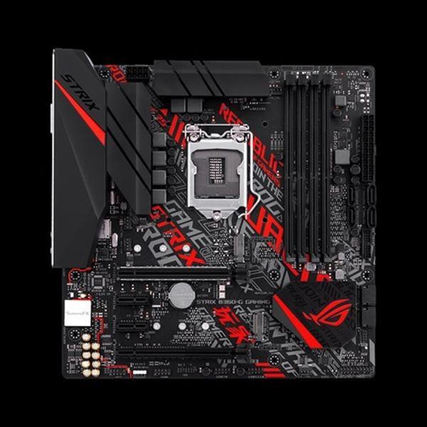 華碩ASUS ROG STRIX B360-G GAMING 主機板