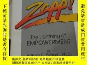 二手書博民逛書店Zapp罕見! The Lightning of Empower