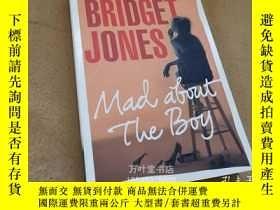 二手書博民逛書店萬葉堂英文罕見 bridget jones -mad about the boyY25771 helen fi
