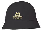 Mountain Equipment 英國 韓版 GT漁夫帽 女款 MEK-001 黑 旅遊 登山 Goretex 防水帽 防水透氣【易遨遊】