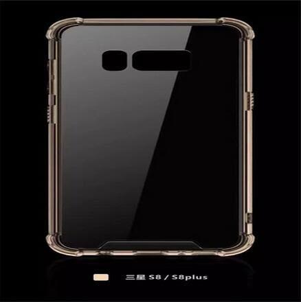 【SZ62】三星S8 plus透明亞克力手機殼s8二合一防刮花四角防摔手機保護套