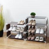 鞋架 簡易多層鞋架 布藝鞋子收納架家用多功能省空間小鞋架鞋櫃【快速出貨】