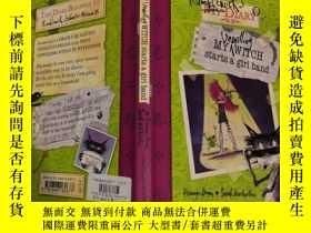 二手書博民逛書店,My罕見witch starts a girl band 我的女巫開了個女樂隊Y200392