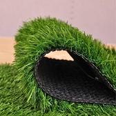 人造草坪仿真草坪塑料假綠植幼兒園人工草皮室內戶外樓頂綠色地毯 YDL