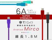 保固一年【1.8米鋼鐵神級耐拉】適用所有 Micro 三星 SONY HTC 華碩 小米 華為 LG 傳輸充電線旅充線